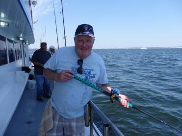 Jim Fishing.