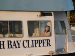 Ferry girl.