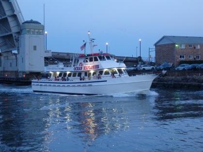 Belmar, NJ Party boat.