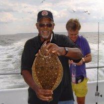 Sea Queen fluke