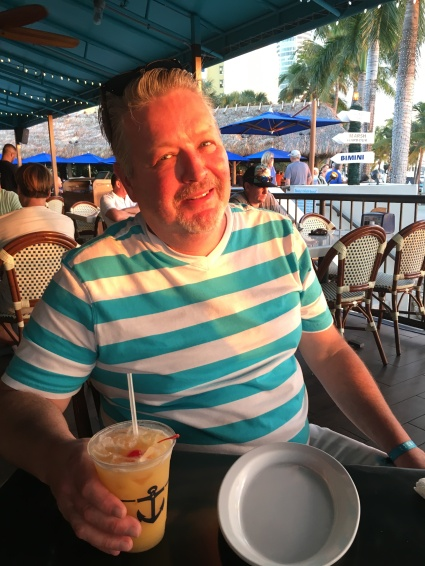 Jim sunset Miami.