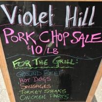 Pork.
