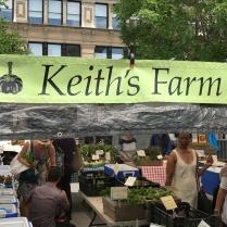 Keiths Farm.
