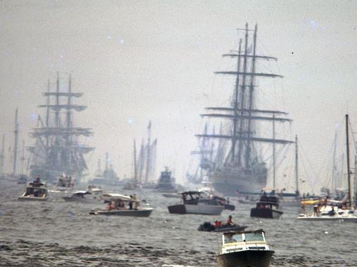 operation sail 1976