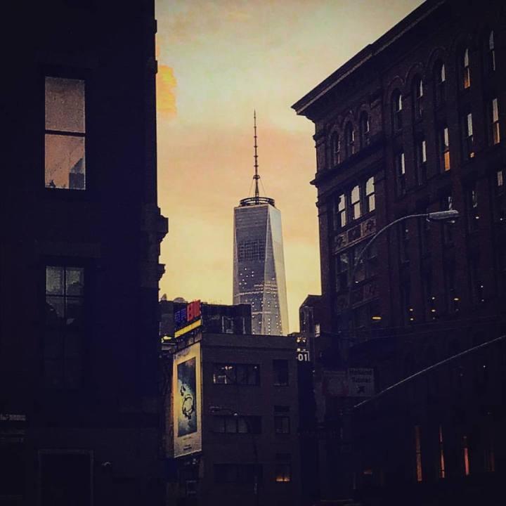 Sunset Freedom Tower2