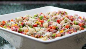 bluefish ceviche