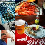 Jordans Lobster dock.
