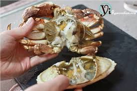 clean crab
