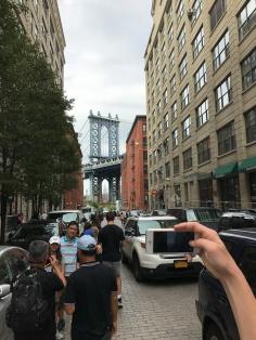 Manhattan Bridge,
