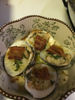 Clams Casino.