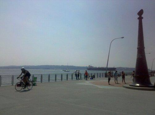 69th st pier