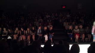 nicole miller front row