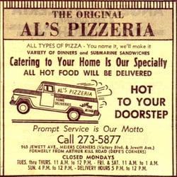 al's pizza