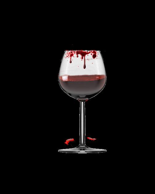 blood glass