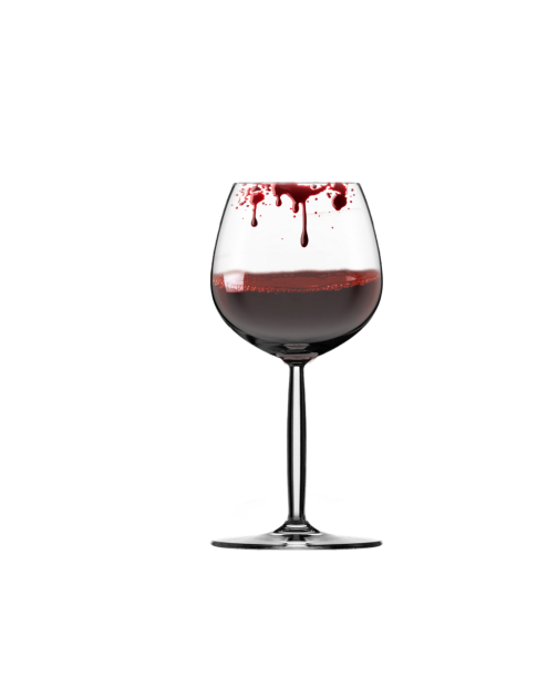 blood glass