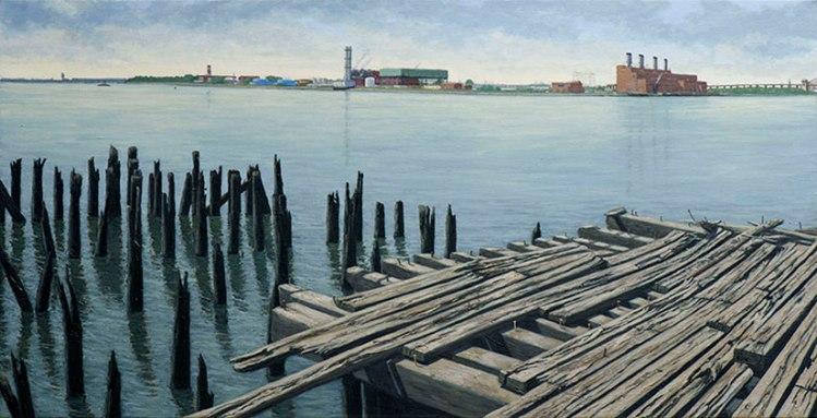 up pier