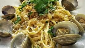 clam sauce