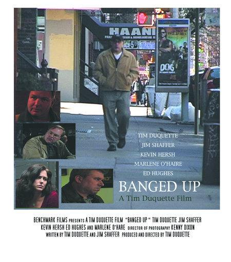 banged up poster