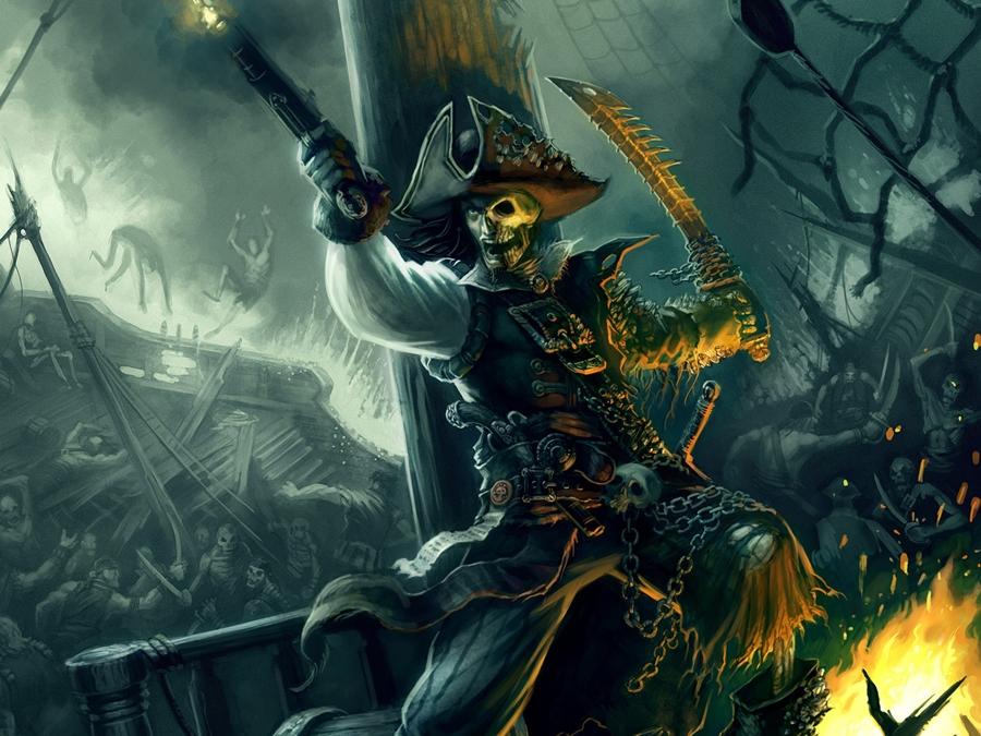 pirateghost