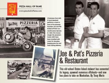 Joe and Pat's Staten Island