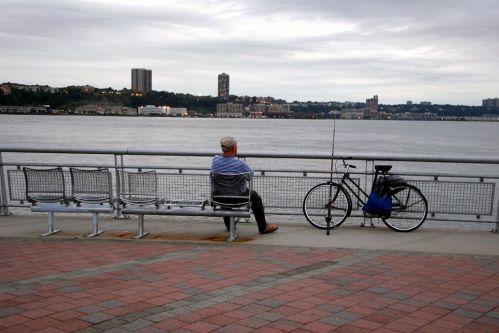 riverside park fisherman