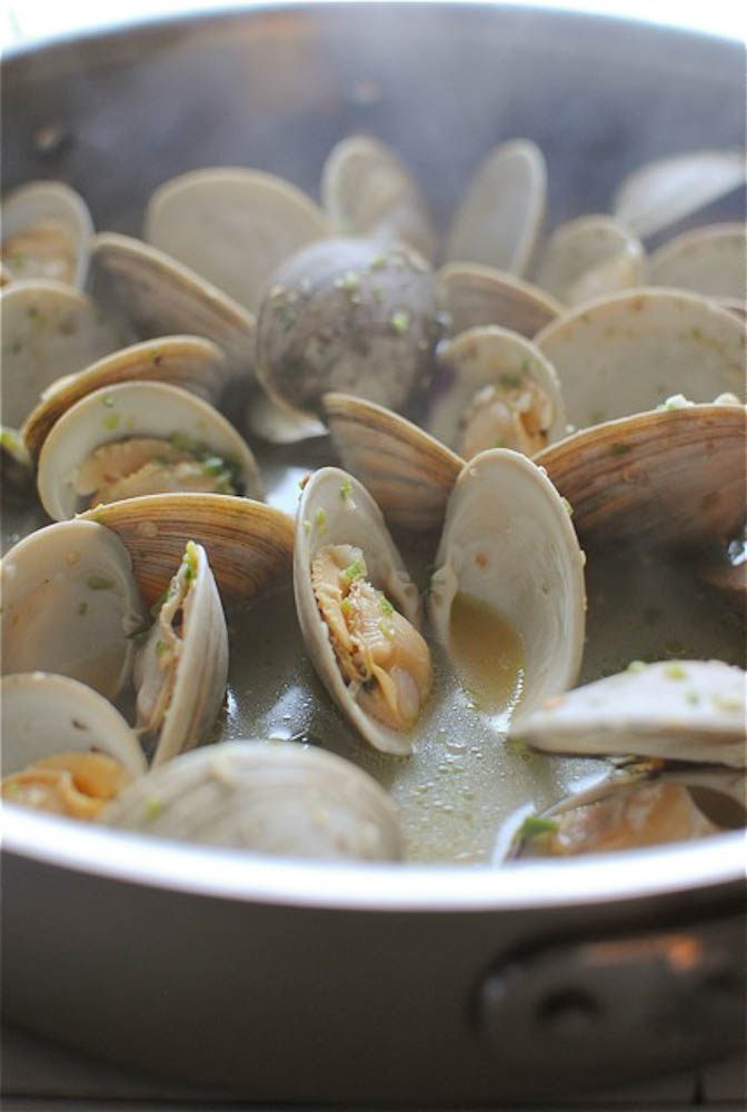 clams beer