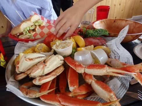 crab feast