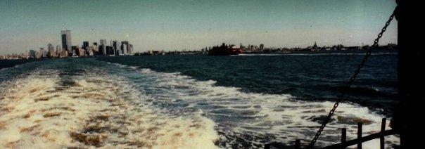 ferry trade center